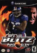 NFL Blitz 20-03 GameCube Front Cover