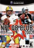 NFL QB Club 2002 GameCube Front Cover