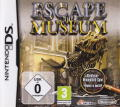 Escape the Museum Nintendo DS Front Cover