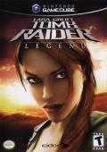 Lara Croft: Tomb Raider - Legend GameCube Front Cover