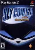 Sly Cooper and the Thievius Raccoonus PlayStation 2 Front Cover