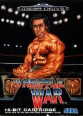 Wrestle War Genesis Front Cover