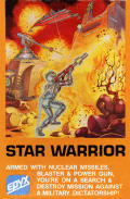 StarQuest: Star Warrior TRS-80 Front Cover
