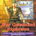 War Command Explosion DOS Front Cover