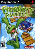 Frogger's Adventures: The Rescue PlayStation 2 Front Cover