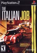 The Italian Job PlayStation 2 Front Cover