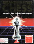 Grandmaster Chess DOS Front Cover