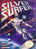 Silver Surfer NES Front Cover