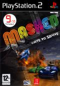 Mashed: Drive to Survive PlayStation 2 Front Cover