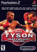 Mike Tyson Heavyweight Boxing PlayStation 2 Front Cover