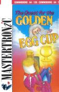 The Quest for the Golden Eggcup Commodore 64 Front Cover