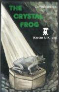 The Crystal Frog Commodore 64 Front Cover