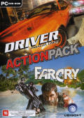 Action Pack - Driver: Parallel Lines + Far Cry Windows Front Cover