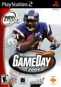 NFL GameDay 2004 PlayStation 2 Front Cover