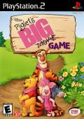 Piglet's BIG Game PlayStation 2 Front Cover