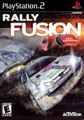 Rally Fusion: Race of Champions PlayStation 2 Front Cover