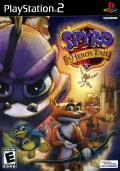 Spyro: A Hero's Tail PlayStation 2 Front Cover