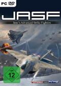 JASF: Jane's Advanced Strike Fighters Windows Front Cover
