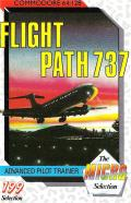 Flight Path 737 Commodore 64 Front Cover