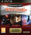 Devil May Cry: HD Collection PlayStation 3 Front Cover