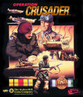 Operation Crusader DOS Front Cover