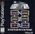 Williams Arcade Classics PlayStation Front Cover
