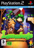 Lemmings PlayStation 2 Front Cover