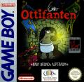 Ottos Ottifanten: Baby Brunos Alptraum Game Boy Front Cover