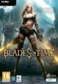 Blades of Time Macintosh Front Cover