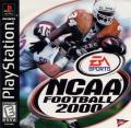 NCAA Football 2000 PlayStation Front Cover