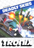 Deadly Skies VIC-20 Front Cover