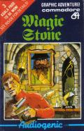Magic Stone Commodore 64 Front Cover