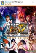 Super Street Fighter IV: Arcade Edition Windows Front Cover