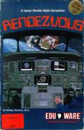 Rendezvous: A Space Shuttle Flight Simulation Apple II Front Cover