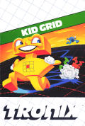 Kid Grid Commodore 64 Front Cover