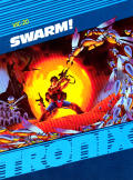 Swarm! VIC-20 Front Cover