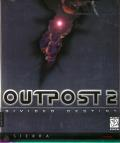 Outpost 2: Divided Destiny Windows Front Cover