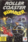 Roller Coaster Rumbler DOS Front Cover