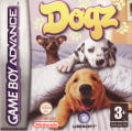 Dogz Game Boy Advance Front Cover