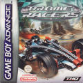 Drome Racers Game Boy Advance Front Cover
