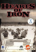 Hearts of Iron Macintosh Front Cover