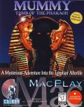 Mummy: Tomb of the Pharaoh Macintosh Front Cover