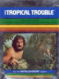 Tropical Trouble Intellivision Front Cover