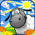 Clouds & Sheep Android Front Cover