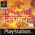 Explosive Racing PlayStation Front Cover