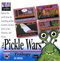 Pickle Wars DOS Front Cover