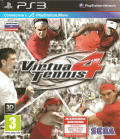 Virtua Tennis 4 PlayStation 3 Front Cover