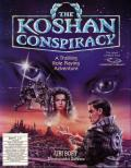 The Koshan Conspiracy DOS Front Cover