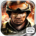 Modern Combat 3: Fallen Nation iPad Front Cover