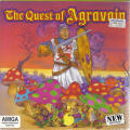 The Quest of Agravain Amiga Front Cover